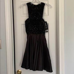 Sherri Hill dress.